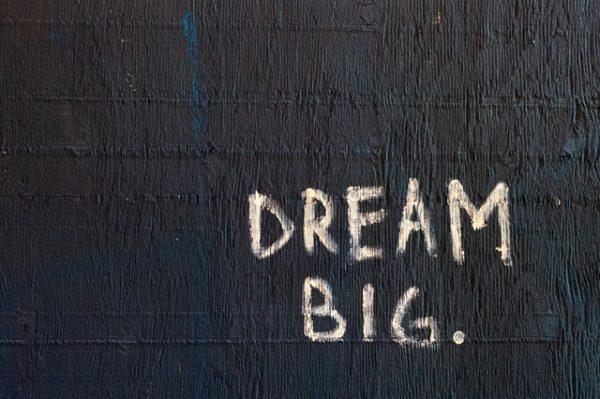 将来の夢についてアドバイスします